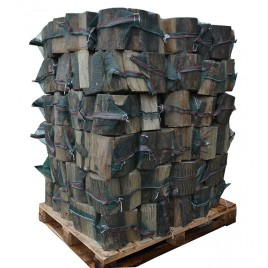 Seasoned Firewood Pallet