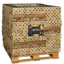 Hotties Heatlogs Full Pallet