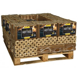Hotties Heatlogs Half Pallet