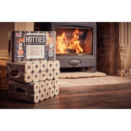 Hotties Heat Logs Three Pack