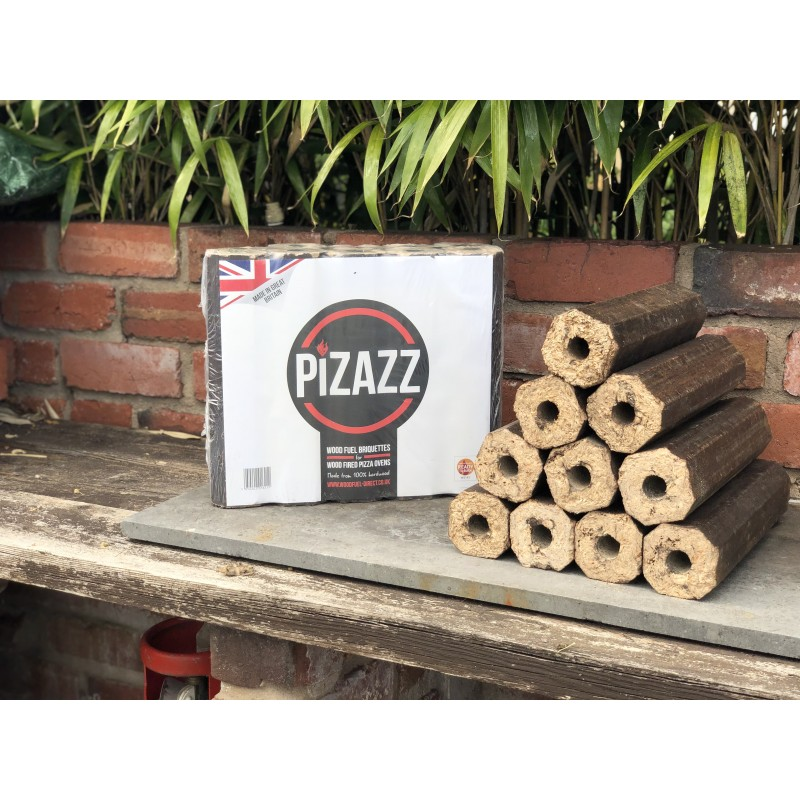 Pizazz Pizza Logs One Pack
