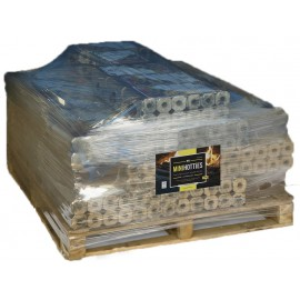 Mini Heatlogs Half Pallet
